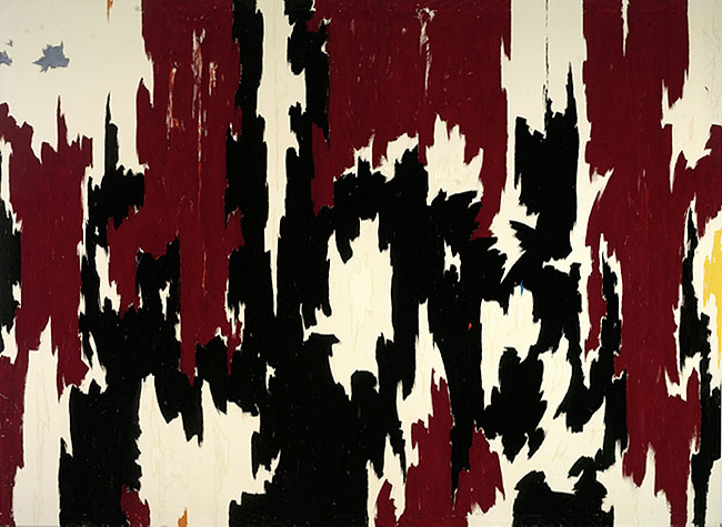 Clyfford Still: Art Paintings Abstract Expressionism New York